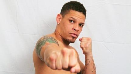 Puerto Rican boxer Orlando Cruz has an 18-2 career professional record.