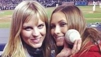 The Australian models A-Rod flirted with at Game 1 of the ALCS