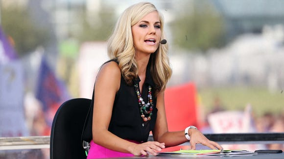 Is Christian Ponder Dating Espns Samantha Steele