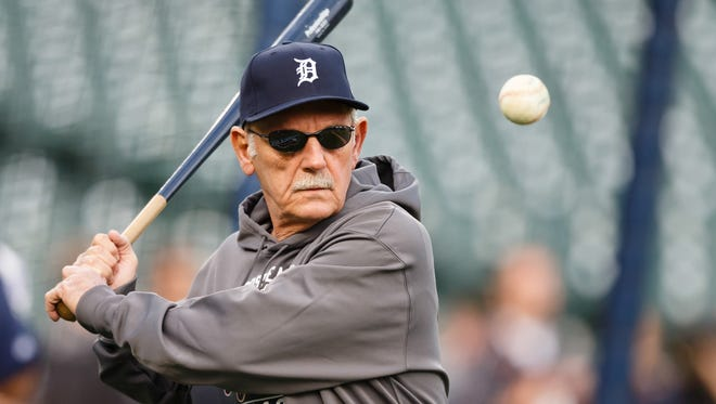 Jim Leyland has been the Tigers manager since 2006.