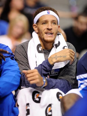Mavericks guard Delonte West is suspended and may be at risk to be cut.