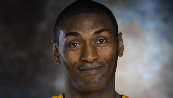 Metta World Peace continues to amaze with his choice of extracurricular activities.