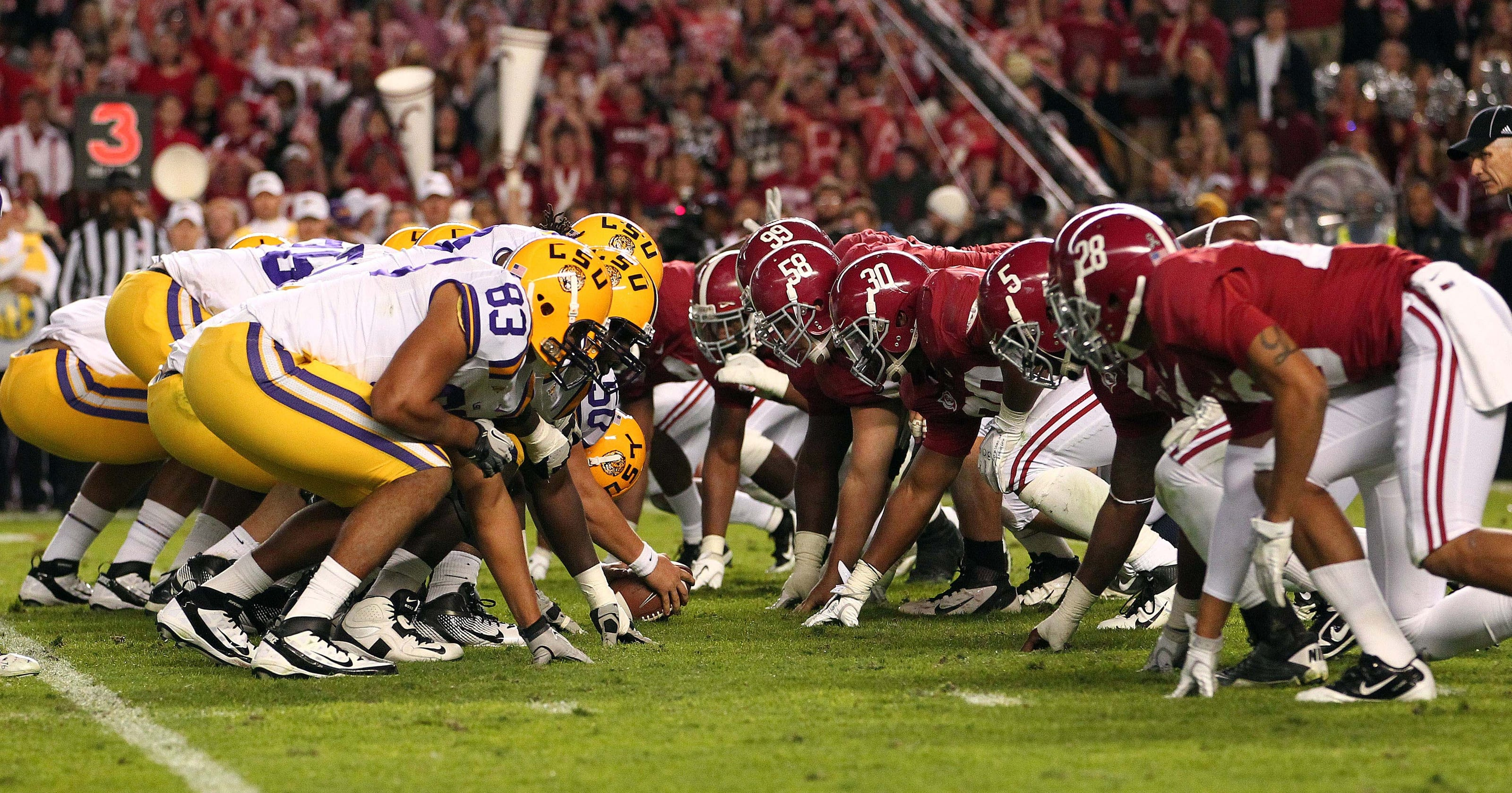 What can Alabama-LSU tell us about this year's election?