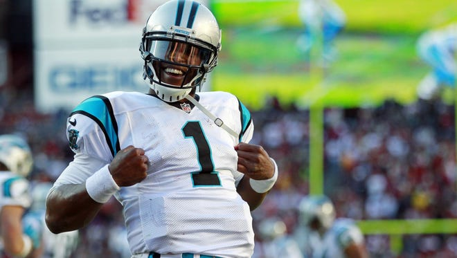 If history holds, Cam Newton and the Carolina Panthers may have helped swing Mitt Romney the election.