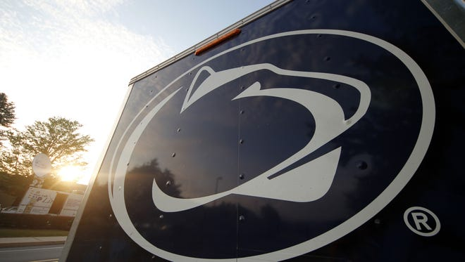 A Boston College soccer player was suspended for her tweets about Penn State and Jerry Sandusky.