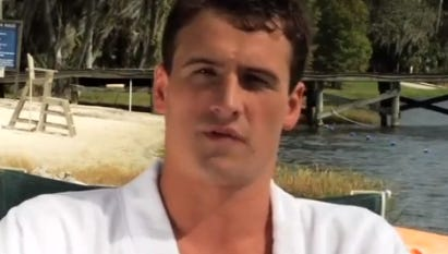 Ryan Lochte is bringing sexy back, one Speedo at a time.
