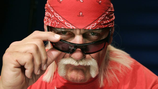 Hulk Hogan, seen here in 2009, is opening a new restaurant in Tampa this month.
