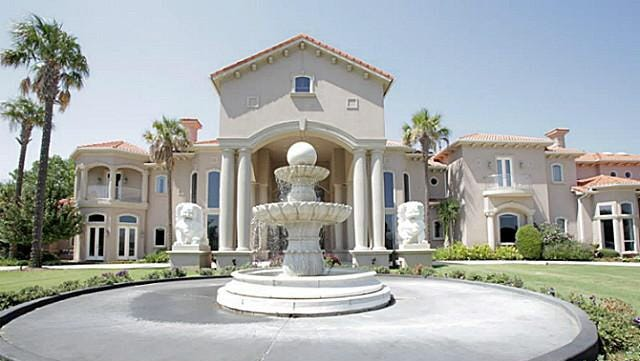 Kenyon Martin's Texas home is for sale.