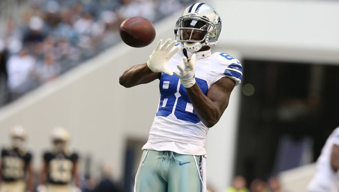 Cowboys receiver Dez Bryant should've been included on the NFC Pro Bowl roster.