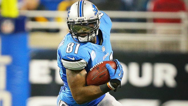 Calvin Johnson will try to become the first NFL receiver ever to reach 2,000 yards this Sunday.