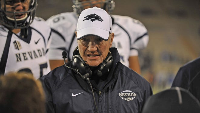 After 28 seasons as Nevada's coach, Chris Ault announced his retirement Friday.