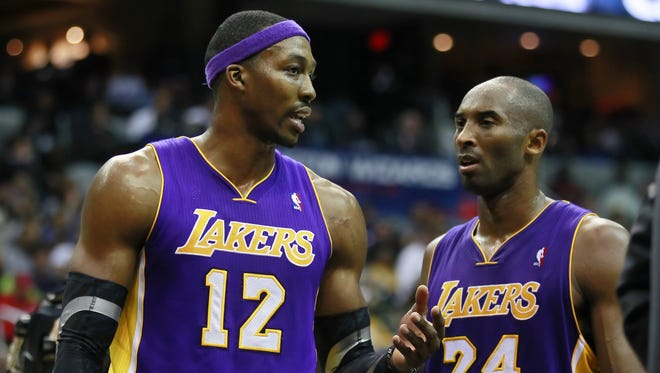 If a New York Daily News report is to be believed, the experiment in bringing Dwight Howard to play with Kobe Bryant in Los Angeles isn't going so well.