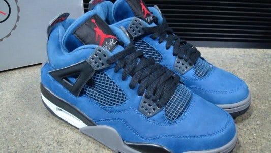 Image of the Air Jordan 4 Retro - Eminem Encore edition.