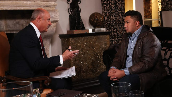 The alleged mastermind behind the Manti Te'o girlfriend hoax, Ronaiah Tuiasosopo, sat down with Dr. Phil McGraw in a two-part interview.
