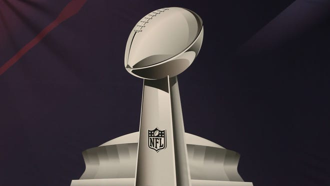 This is the Super Bowl XLVII logo.