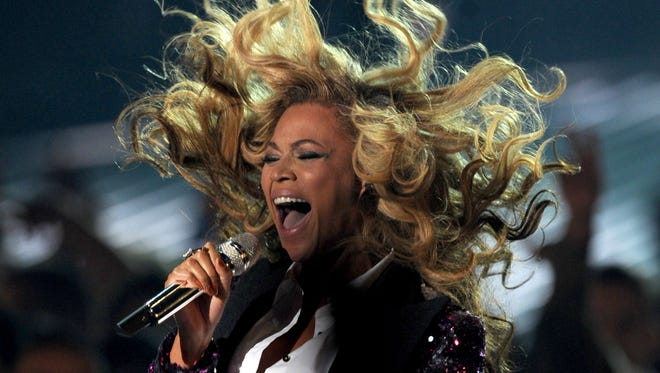 Beyonce will perform Sunday at the Super Bowl.