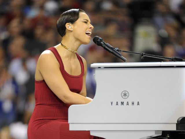 Was Alicia Keys National Anthem The Longest In History