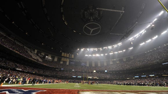 Past Super Bowl mishaps and accidents