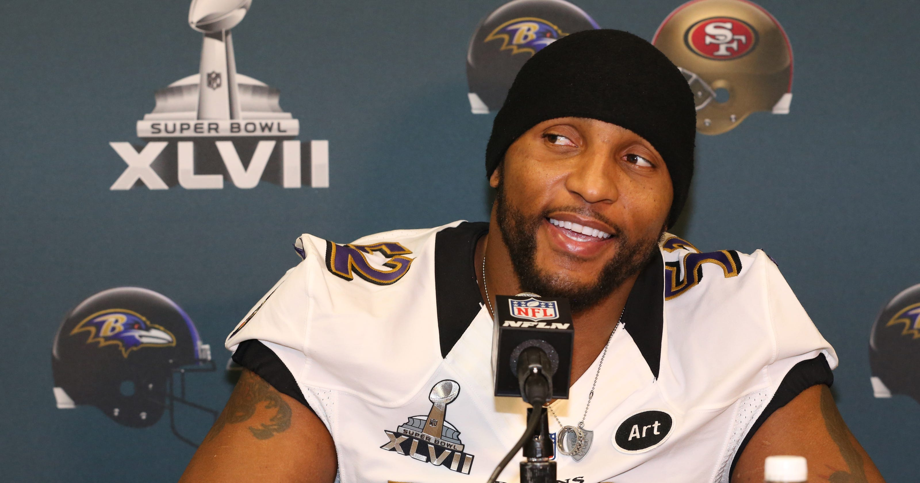 ad90fcfe Ray Lewis says God proves his innocence in 2000 incident