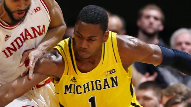 Glenn Robinson III had just two points in Saturday's loss to Indiana.
