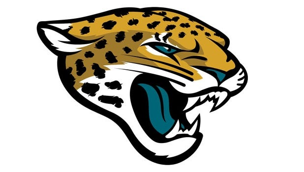 The Jacksonville Jaguars unveiled their redesigned logo for 2013 on Tuesday.
