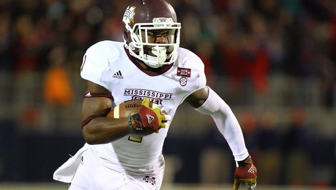 Former Mississippi State wide receiver Chad Bumphis had some advice for recruits heading into national signing day.