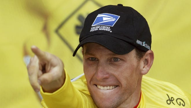 Lance Armstrong is the most disliked athlete in America.