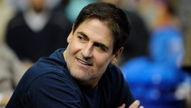 Mavericks owner Mark Cuban is known for incendiary remarks.