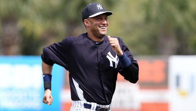 Derek Jeter is expected to rejoin his teammates on Thursday.