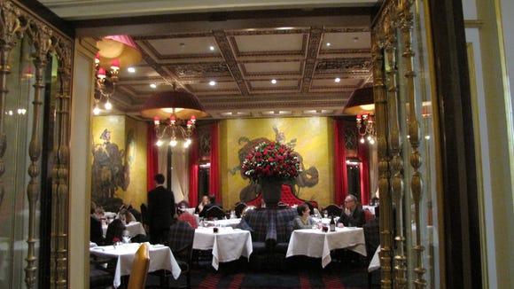Dorchester restaurant