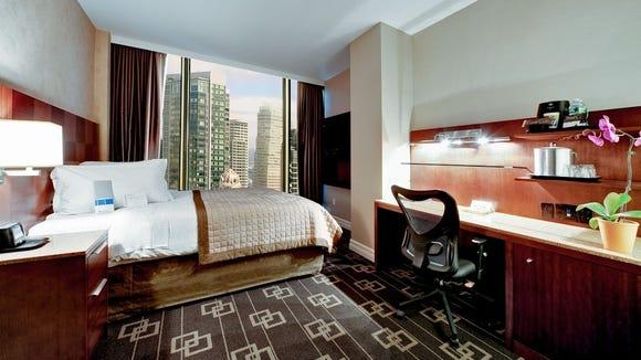 Wyndham hotel to open Nov  1 in New York's Chinatown