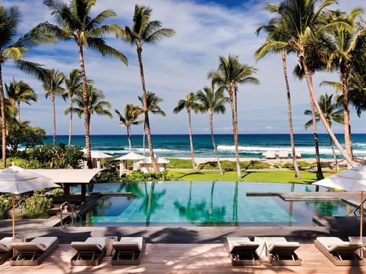 Four Seasons Resort Hualalai, USA Today