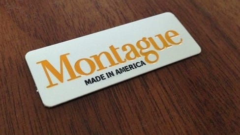 """Hotels bet guests will favor furnishings made in USA: There's a small but growing trend among hotels to buy more items from local, regional or U.S. vendors. Montague, which makes custom furniture for hotel guest rooms, recently added """"Made in America"""" to its label after buying a factory in North Carolina."""