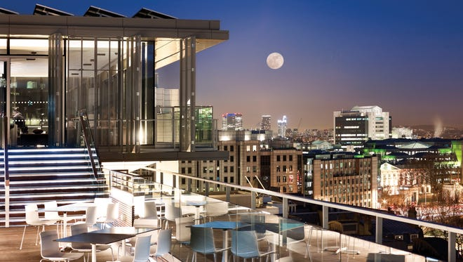 The DoubleTree by Hilton in London. The full-service hotel brand is opening 60 new properties worldwide this year.