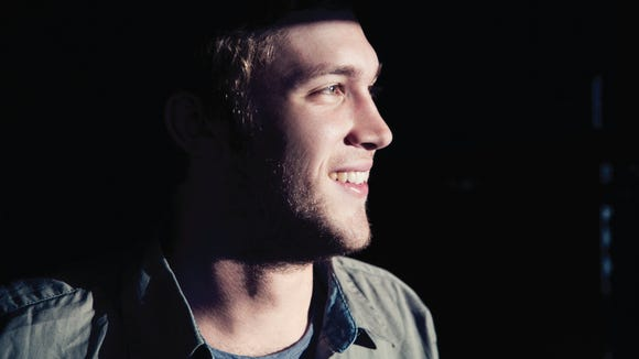 Phillip Phillips has a top-five album this week.
