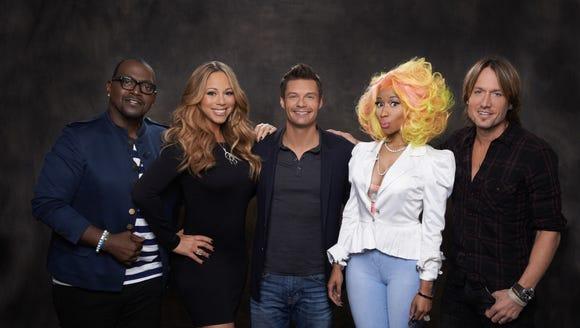 """American Idol"" starts its new season"
