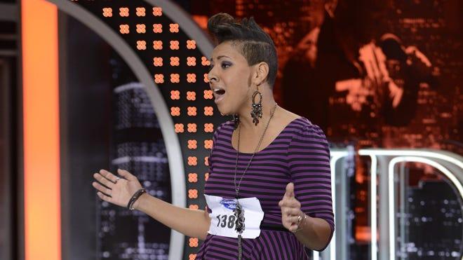 Cristabel Clack delivered in her audition.
