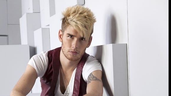 "Colton Dixon's ""A Messenger"" debuts at No. 15 on The Billboard 200."