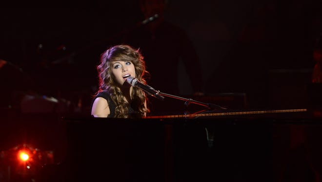 AMERICAN IDOL: Angie Miller performs in front of the judges on AMERICAN IDOL on Tuesday, March 5.