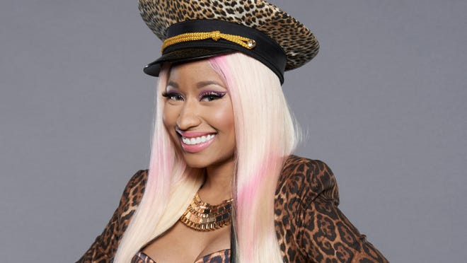 AMERICAN IDOL: Nicki Minaj.
