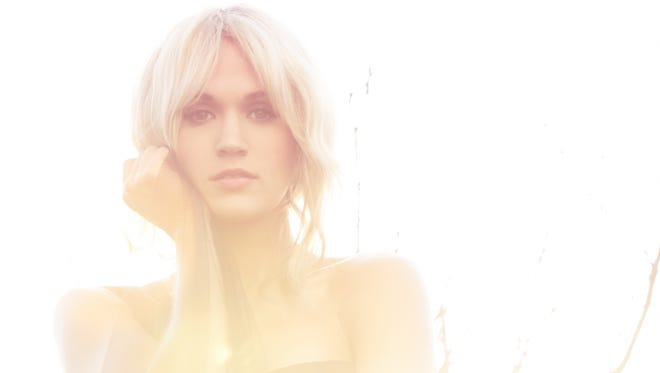 "Carrie Underwood's new single is ""See You Again."""