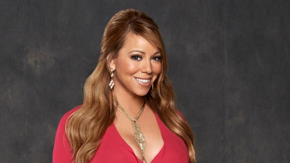 Mariah Carey released her new single, '#Beautiful,' featuring Miguel, on Monday.