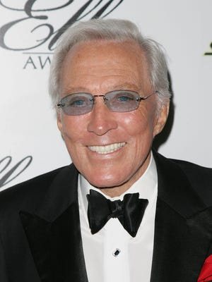 Andy Williams on May 19, 2008, in Beverly Hills.