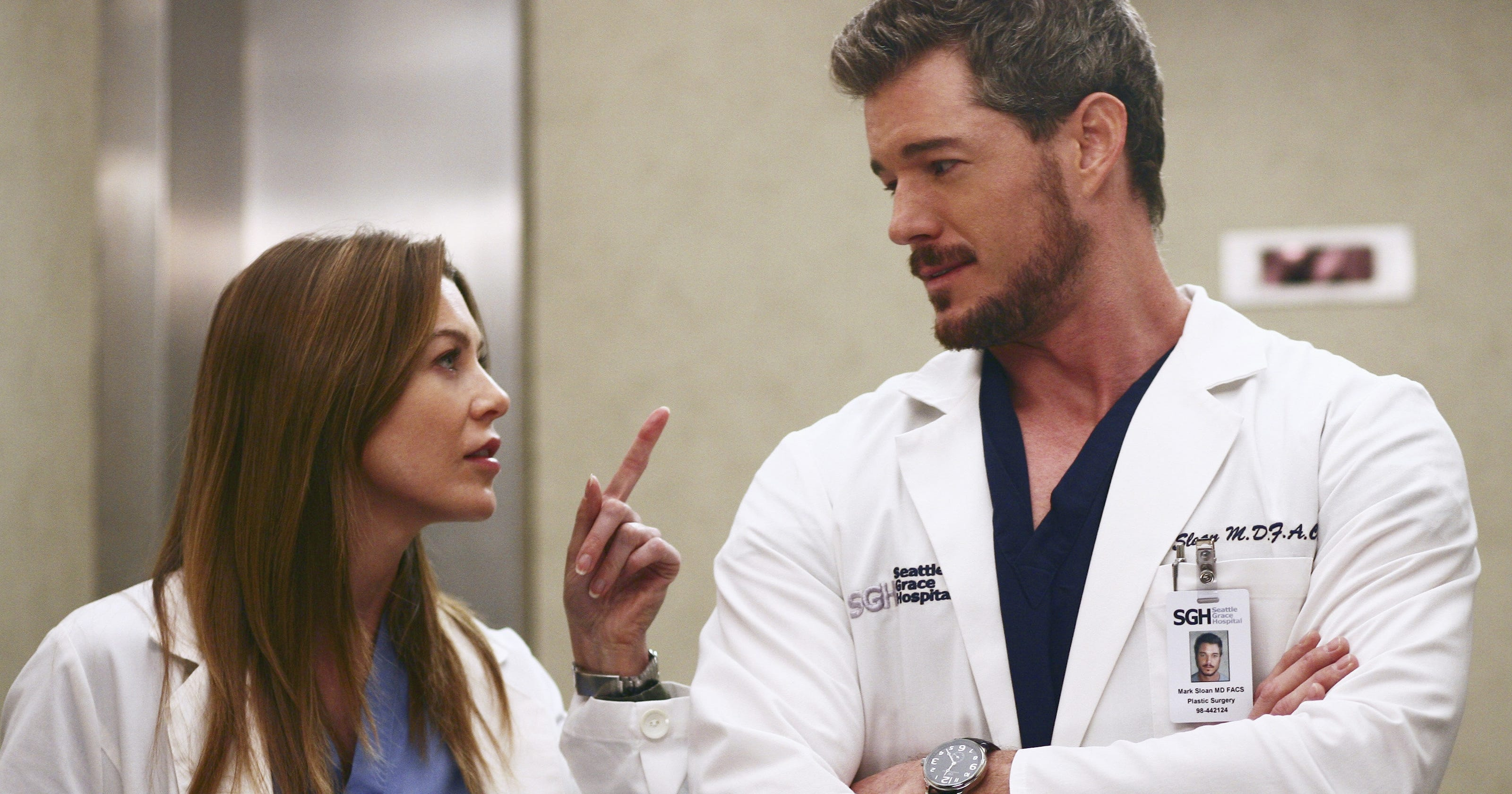 Grey\'s Anatomy\' premiere: \'Going, going, gone\'
