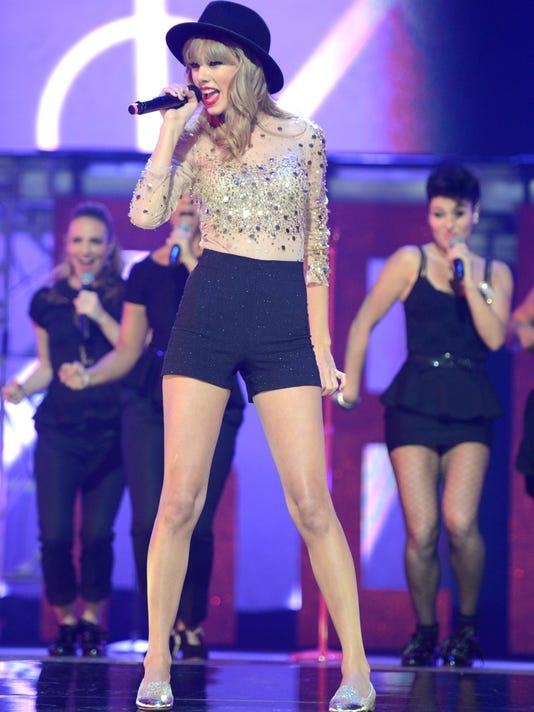 Taylor Swift in Vegas