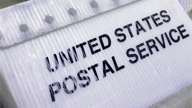 The U.S. Postal Service on Monday defaulted, as expected, on a $5.6 billion prepayment for future retirees' health care, the second default of more than $5 billion in two months. No other government agency or private business is required to make such early payments, which Congress mandated in 2006.