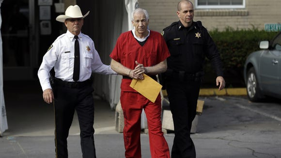 Pennsylvania revokes Sandusky pension