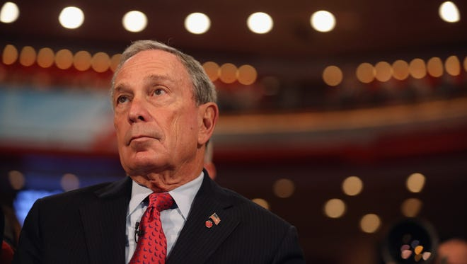 New York City Mayor Michael Bloomberg is a registered independent.