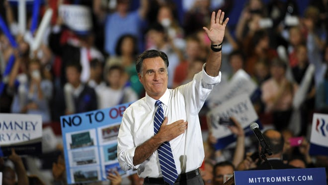 Mitt Romney is trying to put North Carolina back in the win column for Republicans.