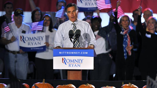 Mitt Romney has touted his business experience during his presidential campaign.